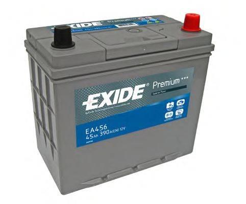 Стартерная аккумуляторная батарея; Стартерная аккумуляторная батарея EXIDE EA456