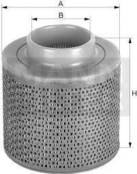 Воздушный фильтр MANN-FILTER C 1131