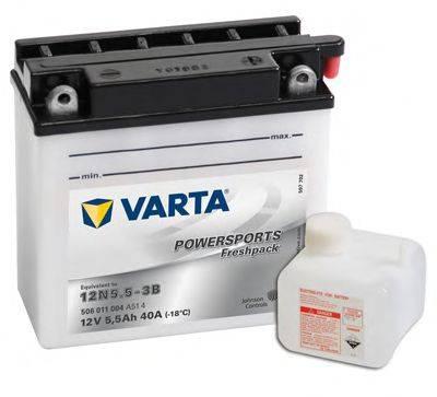Стартерная аккумуляторная батарея; Стартерная аккумуляторная батарея VARTA 506011004A514