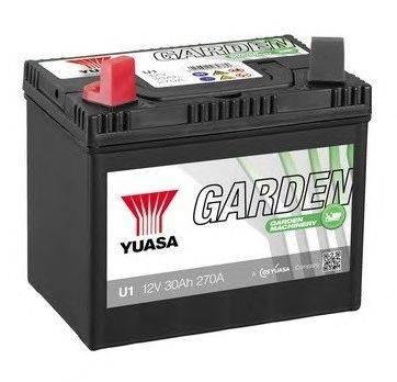 Стартерная аккумуляторная батарея YUASA U1