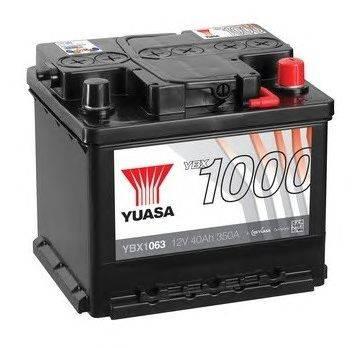 Стартерная аккумуляторная батарея YUASA YBX1063