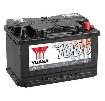Стартерная аккумуляторная батарея YUASA YBX1100