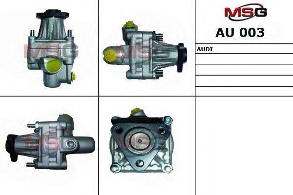 Гидравлический насос, рулевое управление MSG AU 003