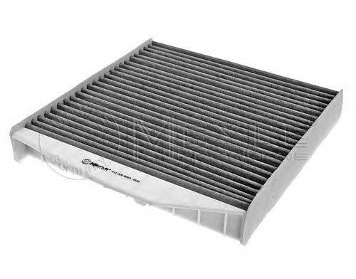 Фильтр, воздух во внутренном пространстве MEYLE 5123200003
