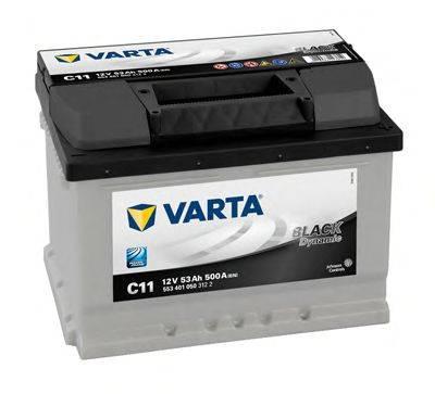 Стартерная аккумуляторная батарея; Стартерная аккумуляторная батарея VARTA 5534010503122