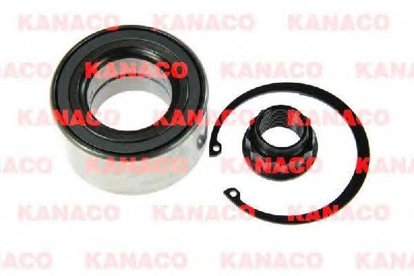 KANACO (НОМЕР: H12057) Комплект подшипника ступицы колеса