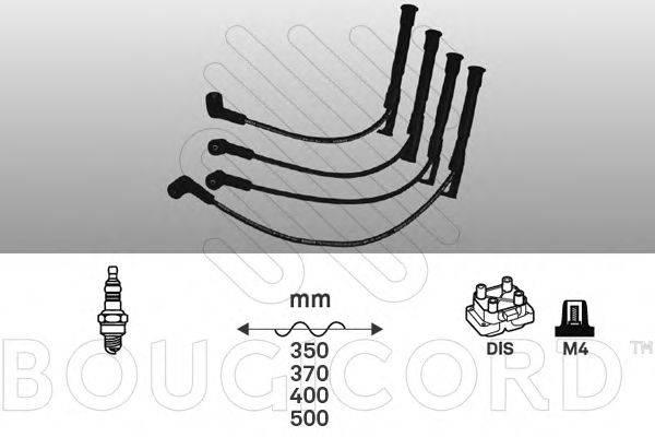 Комплект проводов зажигания BOUGICORD 1443