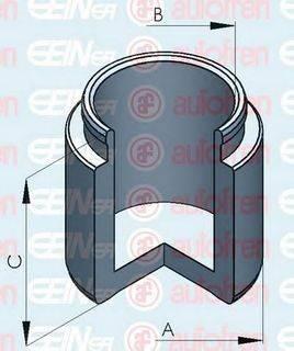 Поршень, корпус скобы тормоза AUTOFREN SEINSA D025131
