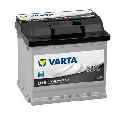 Стартерная аккумуляторная батарея; Стартерная аккумуляторная батарея VARTA 5454120403122