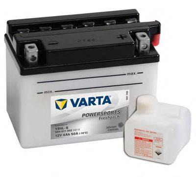 Стартерная аккумуляторная батарея; Стартерная аккумуляторная батарея VARTA 504011002A514
