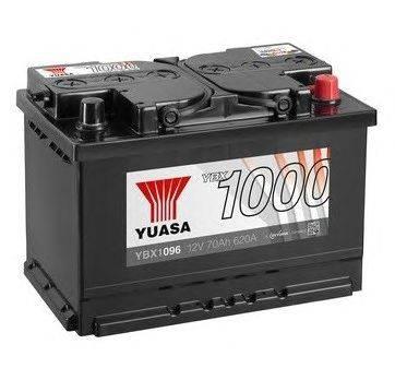 Стартерная аккумуляторная батарея YUASA YBX1096