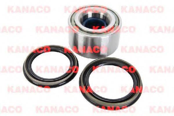 Комплект подшипника ступицы колеса KANACO H11014
