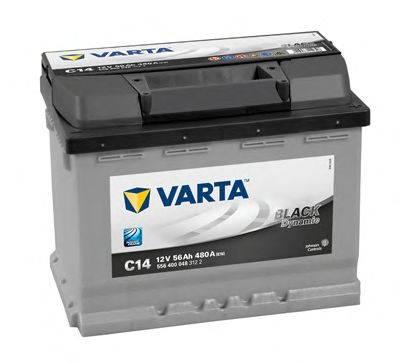 Стартерная аккумуляторная батарея; Стартерная аккумуляторная батарея VARTA 5564000483122