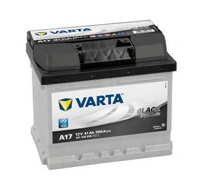 Стартерная аккумуляторная батарея; Стартерная аккумуляторная батарея VARTA 5414000363122