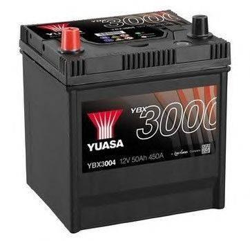 Стартерная аккумуляторная батарея YUASA YBX3004
