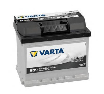 Стартерная аккумуляторная батарея; Стартерная аккумуляторная батарея VARTA 545200030A742