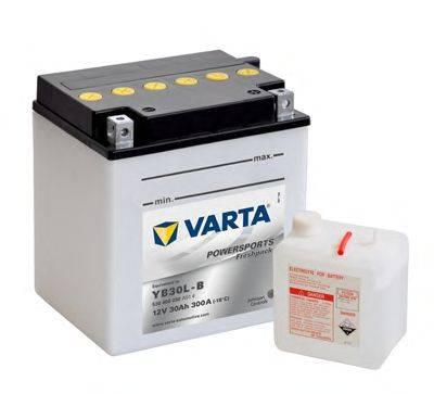 Стартерная аккумуляторная батарея; Стартерная аккумуляторная батарея VARTA 530400030A514