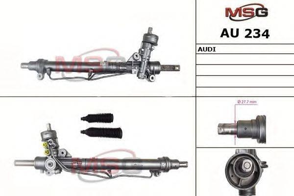 Рулевой механизм MSG AU 234