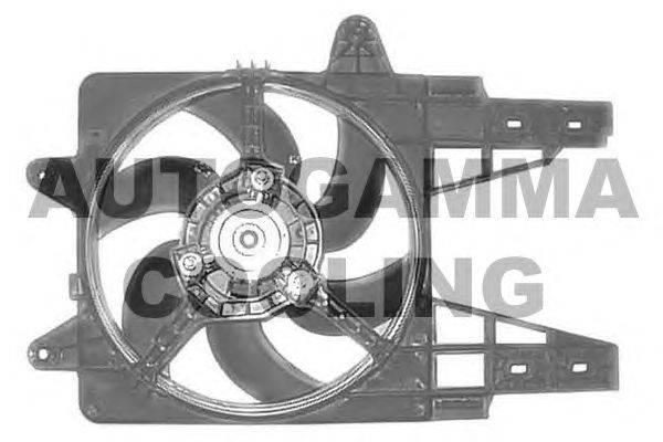 Вентилятор, охлаждение двигателя AUTOGAMMA GA201197