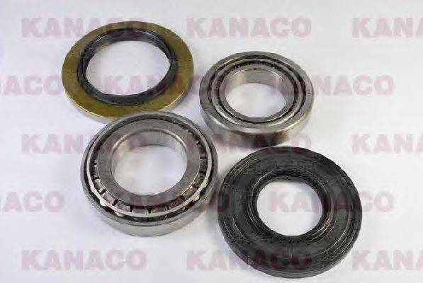 KANACO (НОМЕР: H20534) Комплект подшипника ступицы колеса