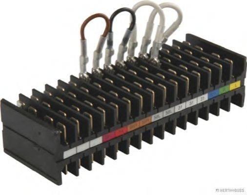 Вкладыш розетки, соединительная розетка HERTH+BUSS ELPARTS 50290434