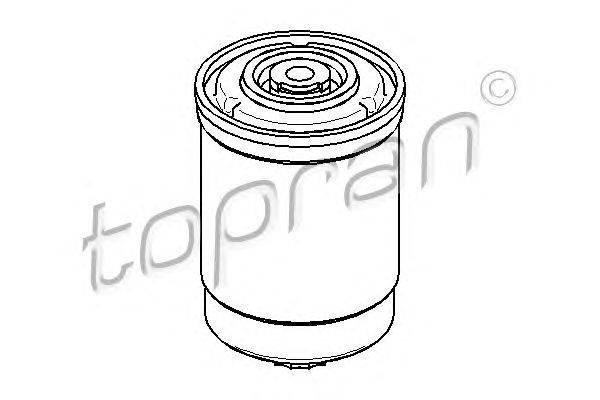 TOPRAN (НОМЕР: 304 038) Топливный фильтр