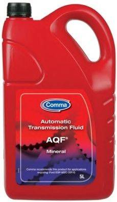 Трансмиссионное масло; Масло автоматической коробки передач; Масло ступенчатой коробки передач; Масло рулевого механизма COMMA ATF5L