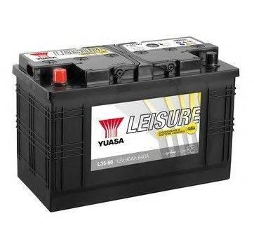 Стартерная аккумуляторная батарея YUASA L35-90