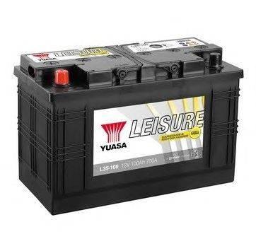 Стартерная аккумуляторная батарея YUASA L35-100