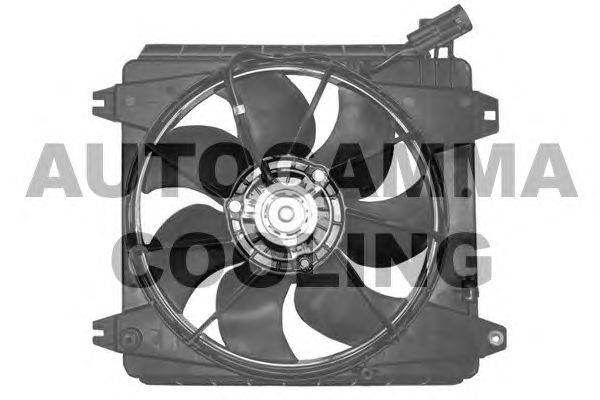 Вентилятор, охлаждение двигателя AUTOGAMMA GA200314