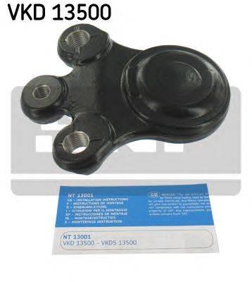 SKF (НОМЕР: VKD 13500) Несущий / направляющий шарнир