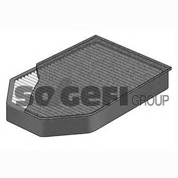 Фильтр, воздух во внутренном пространстве FRAM CF10129