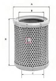 SOFIMA (НОМЕР: S 1220 A) Воздушный фильтр