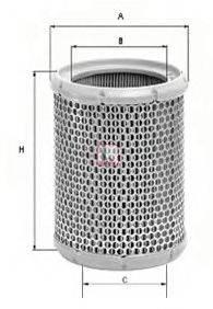 SOFIMA (НОМЕР: S 2410 A) Воздушный фильтр