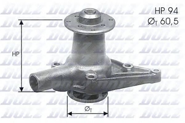 Водяной насос DOLZ A112