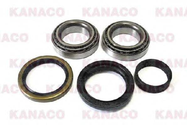 Комплект подшипника ступицы колеса KANACO H10050