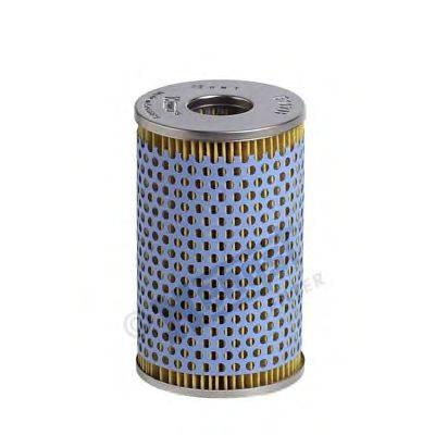 Масляный фильтр HENGST FILTER E117H D07