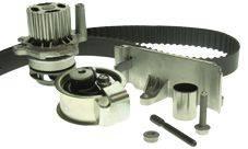 Водяной насос + комплект зубчатого ремня Saleri SIL K1PA1444