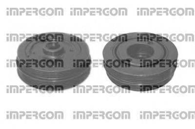 Ременный шкив, коленчатый вал ORIGINAL IMPERIUM 10073