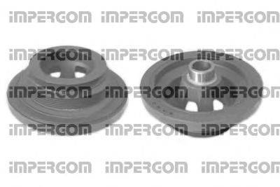 Ременный шкив, коленчатый вал ORIGINAL IMPERIUM 10079