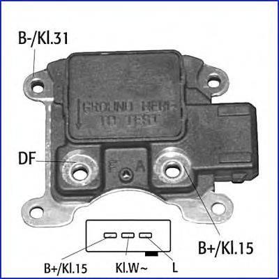 Регулятор генератора HÜCO 130040