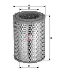 SOFIMA (НОМЕР: S 0680 A) Воздушный фильтр