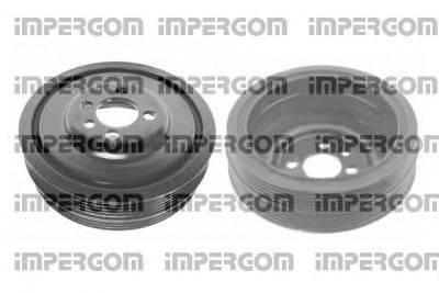 Ременный шкив, коленчатый вал ORIGINAL IMPERIUM 10083
