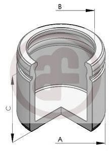 Поршень, корпус скобы тормоза AUTOFREN SEINSA D025188