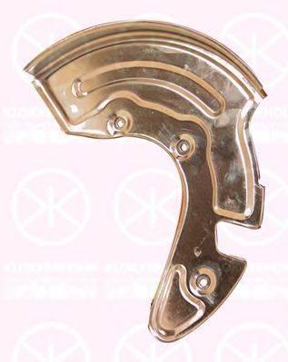 Отражатель, диск тормозного механизма KLOKKERHOLM 0018378