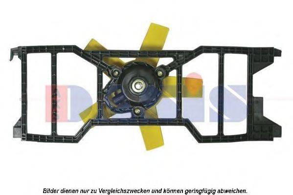 Вентилятор, охлаждение двигателя AKS DASIS 098105N