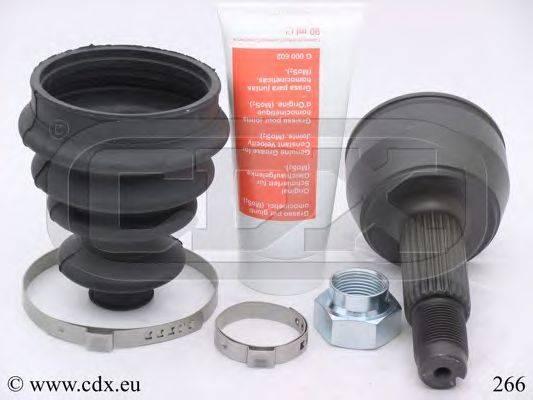 Шарнирный комплект, приводной вал CDX 266