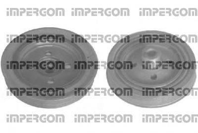 Ременный шкив, коленчатый вал ORIGINAL IMPERIUM 10016