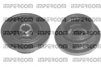Ременный шкив, коленчатый вал ORIGINAL IMPERIUM 10075