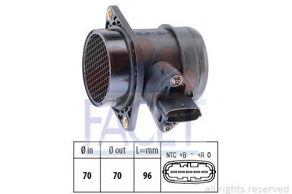 Расходомер воздуха FACET 10.1159